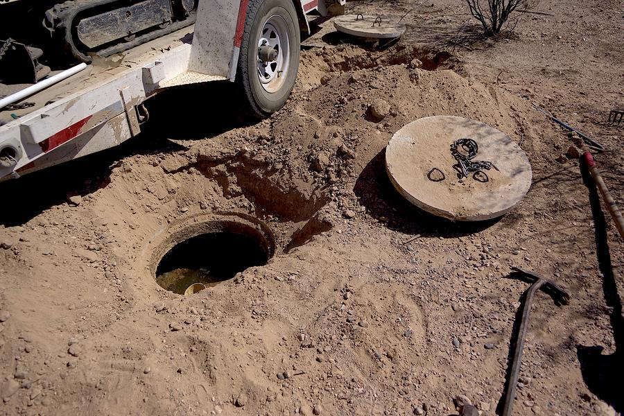 professional septic repair near me